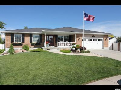 West Jordan Single Family Home For Sale: 7301 S Paddington Rd