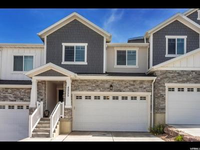 Riverton Townhouse For Sale: 4855 W Spire Way