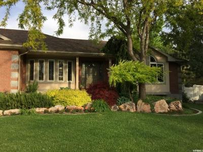 Davis County Single Family Home For Sale: 825 Mill Shadow Dr