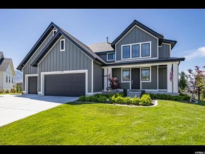 Highland Single Family Home Under Contract: 6221 W Applecross Cir