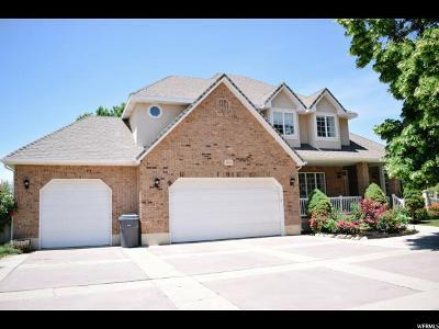 Mapleton Single Family Home For Sale: 1631 N 1000 W
