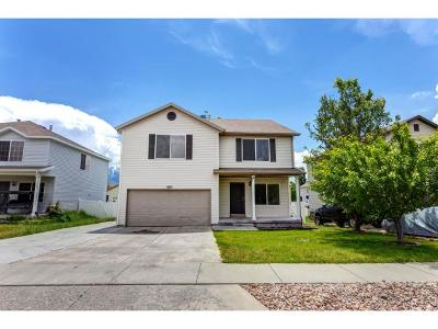 Spanish Fork Single Family Home For Sale: 1093 W 300 S