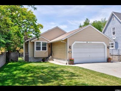 Salt Lake City Single Family Home For Sale: 2760 S 900 E