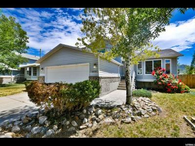 Salt Lake City Single Family Home For Sale: 6079 S 4880 W
