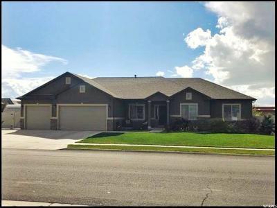 Spanish Fork Single Family Home For Sale: 72 S 2000 E