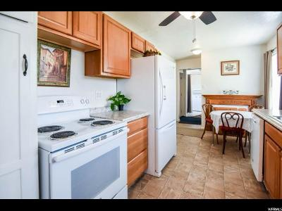 Salt Lake City Single Family Home For Sale: 1219 W Mead Ave S