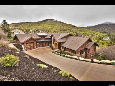 Park City Single Family Home For Sale: 7666 Tall Oaks Dr