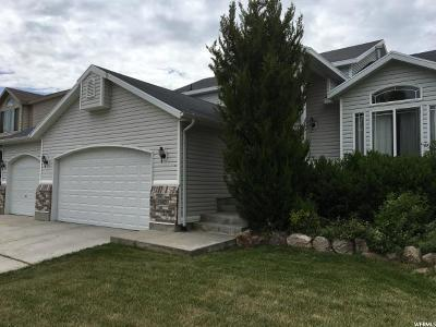 Tooele County Single Family Home For Sale: 582 E 1290 S