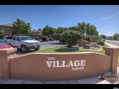 St. George Townhouse For Sale: 441 Sunland Dr #23