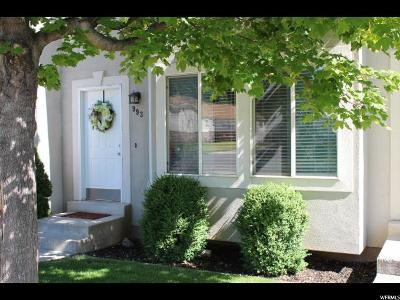 Payson Townhouse Under Contract: 993 E 100 S