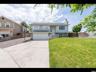 West Jordan UT Single Family Home For Sale: $295,000