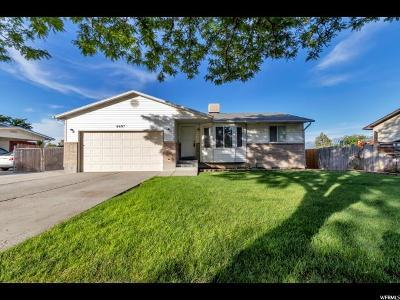 West Jordan Single Family Home For Sale: 6697 S Dixie Dr