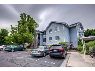 Provo Condo Under Contract: 1525 N Riverside Ave #41