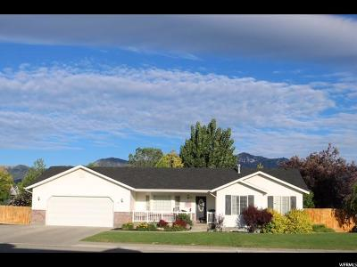 Hyrum Single Family Home Under Contract: 175 N 750 W