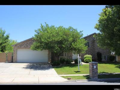 Davis County Single Family Home For Sale: 1397 S 1525 W