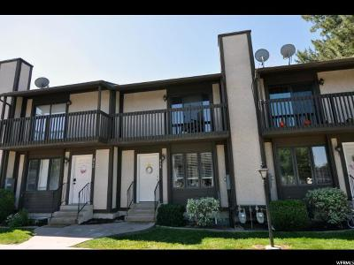 Davis County Townhouse For Sale: 858 E 575 N