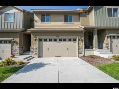 Herriman Townhouse For Sale: 5248 W Armada Way S