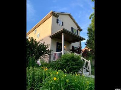 South Jordan Single Family Home For Sale: 4482 W Harvest Side Ln S