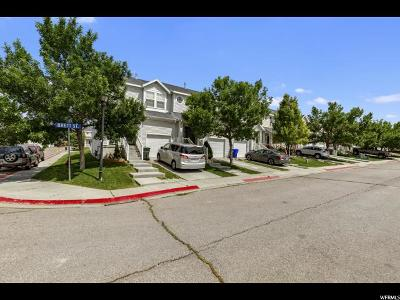 Tooele County Townhouse For Sale: 1782 N Brett St E