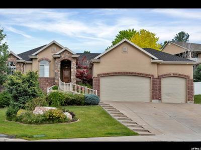 Davis County Single Family Home For Sale: 764 N 1475 E