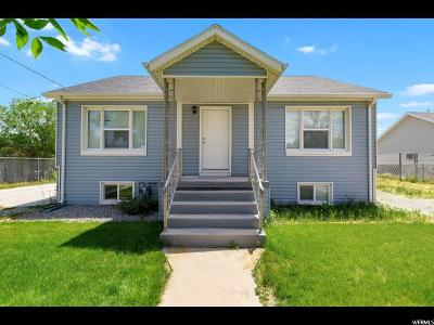 Tooele County Single Family Home For Sale: 271 W Main St