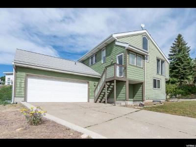 Davis County Single Family Home For Sale: 3331 S 400 E
