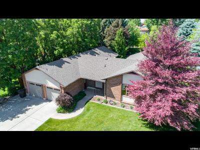 North Logan Single Family Home Under Contract: 1109 E 1900 N