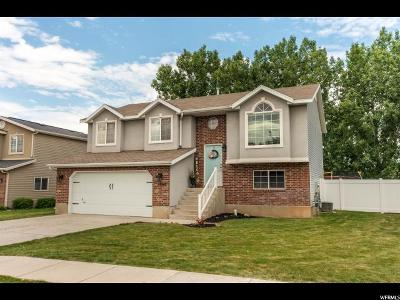 Davis County Single Family Home For Sale: 1862 S 500 E