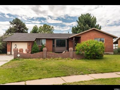 Weber County Single Family Home For Sale: 1179 W 4575 S