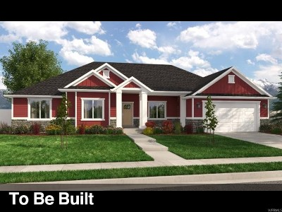 Spanish Fork Single Family Home Under Contract: 2885 E 330 N #65