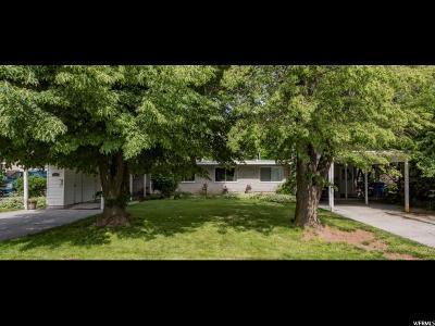 Salt Lake City Multi Family Home For Sale: 3175 S 1885 E