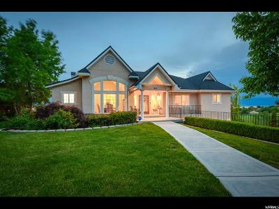 Salt Lake City Single Family Home Under Contract: 912 E Chandler Dr N