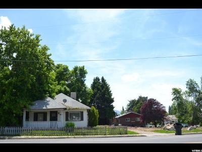 Holladay Single Family Home For Sale: 2388 E 4500 S