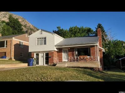 Weber County Single Family Home For Sale: 1785 E Binford S