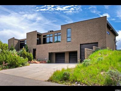 Salt Lake City Single Family Home Under Contract: 574 N Marathon Cir E