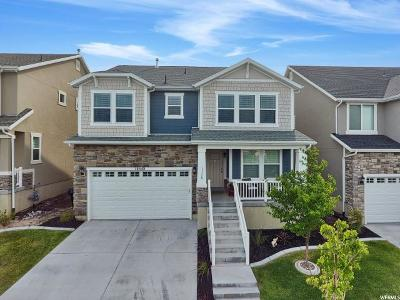 Herriman Single Family Home For Sale: 14548 W Riverchase Road S