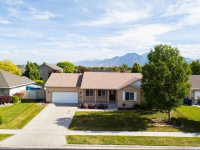 Spanish Fork Single Family Home For Sale: 2173 E 1710 S S
