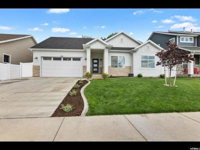 Spanish Fork Single Family Home Under Contract: 994 Laredo Dr
