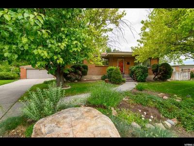 Salt Lake City Single Family Home For Sale: 2596 S Jasper St