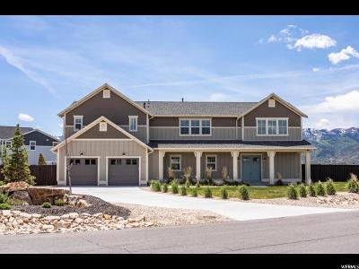 Park City Single Family Home For Sale: 279 E Wasatch Way