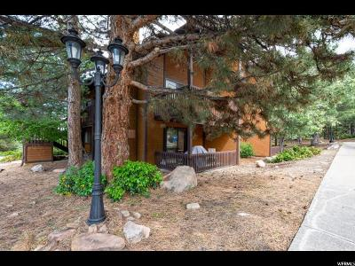 Park City Condo Under Contract: 2025 Canyons Resort Dr #V2