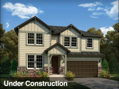 Provo Single Family Home Under Contract: 3170 W 1690 N