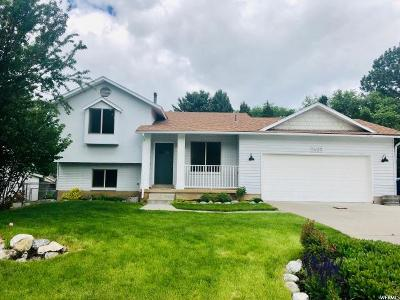 North Ogden Single Family Home Under Contract: 2503 N 675 E