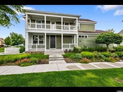South Jordan Single Family Home For Sale: 4982 W Calton Ln