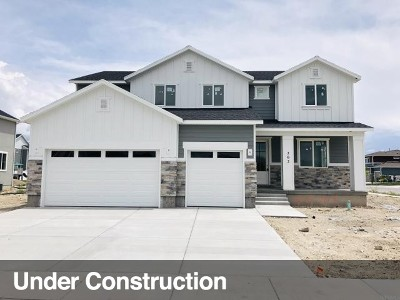 Lehi Single Family Home Under Contract: 202 N 2650 W