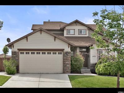 Lehi Single Family Home For Sale: 2077 W Pheasant Ridge Trl