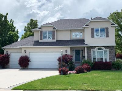 Orem Single Family Home Under Contract: 535 N 750 E