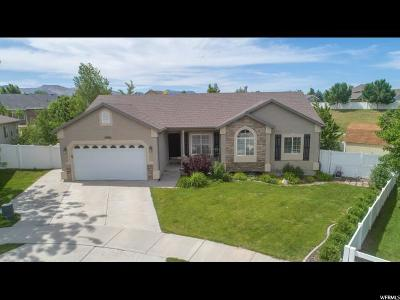 Herriman Single Family Home For Sale: 13896 S Roundelay Bay W