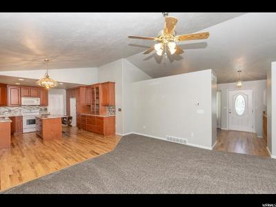South Weber Single Family Home For Sale: 1981 E Cedar Bench Dr S