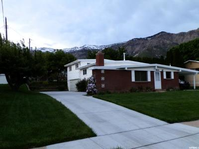 North Ogden Single Family Home For Sale: 932 E 2800 N